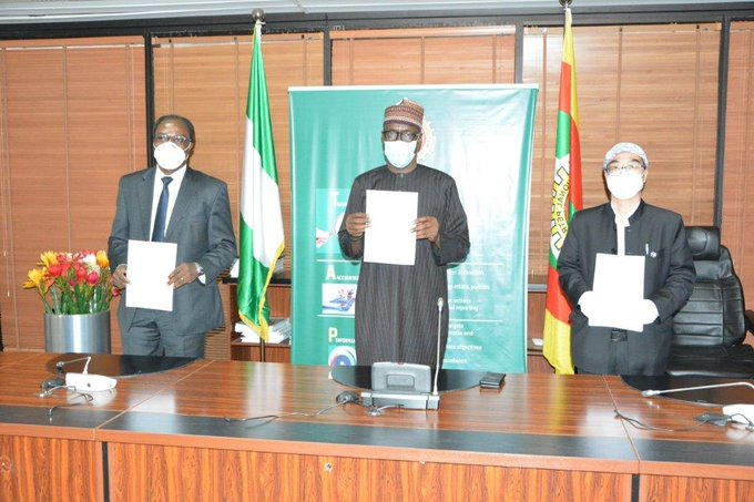 NNPC Signs Pact with CNOOC and SAPETRO to Resolve OML 130 Dispute